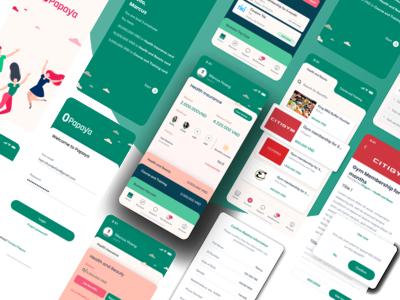 Papaya Insurance App
