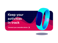 Connect your wearable