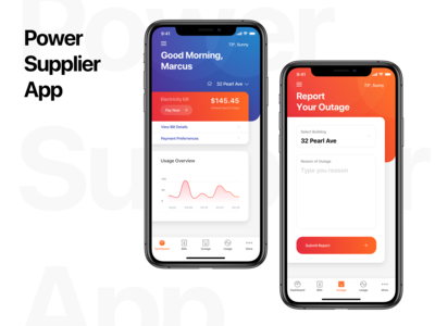 Home Power App