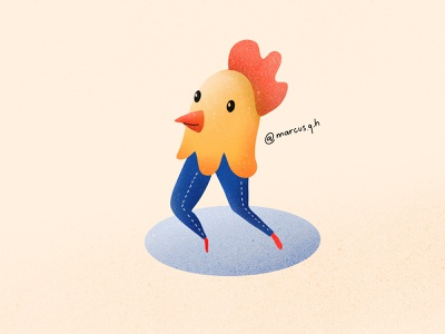 A Weird Illustration design illustration