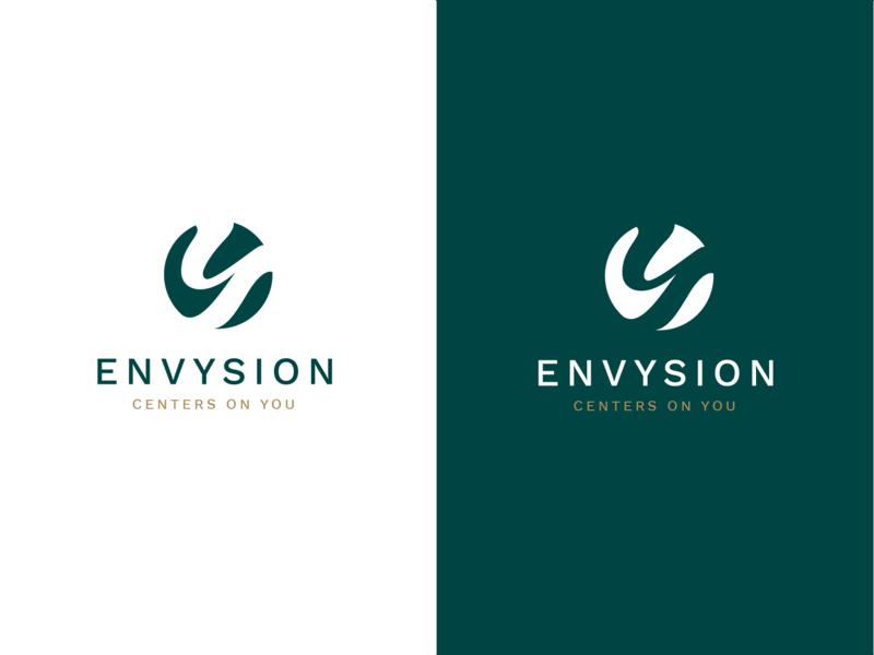 Envysion Logo Design - Rejected Option