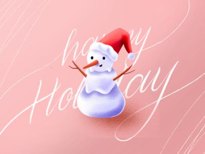 Happy Holidayyy