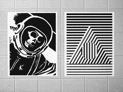 Astro Signal Poster 11