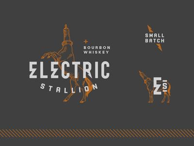 Electric Stallion Identity