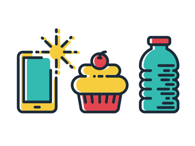 Goody Bag Icons