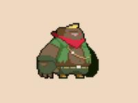 Pixel Mole