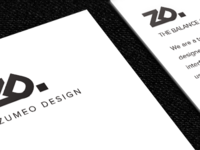 Zumeo Design Cards