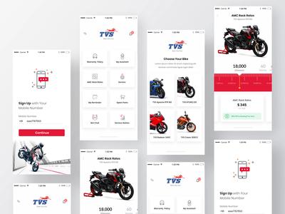 Bike Management UI Kit v3