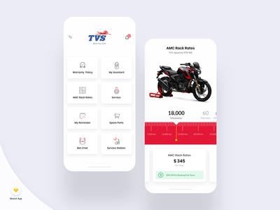 Bike Management App UI Kit