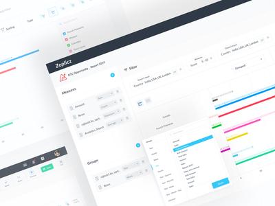 Report Builder for Analytics Ui