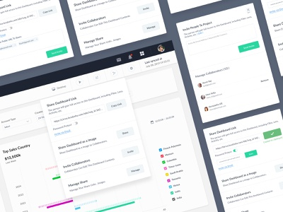 UI Elements for Web
