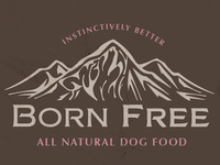 Born Free dog food