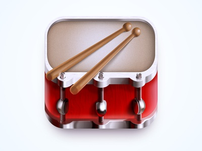 Drums Master Apps Icon