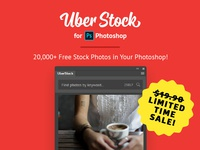 UberStock Extension for Photoshop
