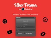 UberFrame Extension for Photoshop