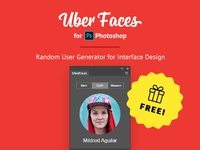 UberFaces Extension for Photoshop