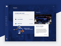 New York Giants - Web design #1