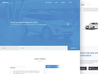 PRKN - Web Design #1