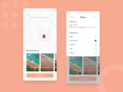 Travel App Exploration