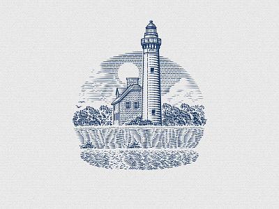 Apostle Islands lake lighthouse superior scratchboard picturedrocks nationalpark logo lakesuperior lakemichigan keweenaw isleroyale illustration greatlakes grandportage etching apostleislands