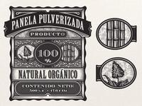 Mesa Baja Packaging Graphics