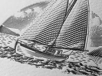 Schonner Illustration