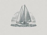Schooner Illustration 01