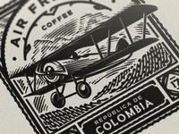 Stamp Close up