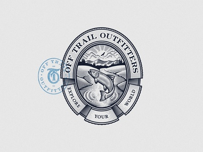Off Trail Outfitters Emblem