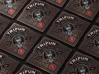 Trifun Close Up Labels