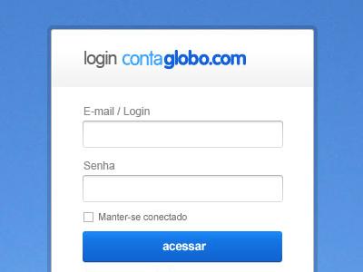 Globo.com Accounts