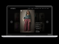 Ateen Website Design