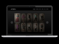 Ateen Website