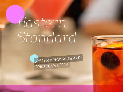 Eastern Standard - Gardenias & Mint Post graphic design graphic design neon thin type blog