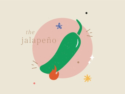 the jalapeno jalapeno garden fire spicy pepper