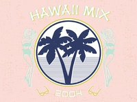 Hawaii Mix 2004