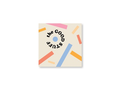 Spotify Playlist Artwork - The Good Stuff pastels playlist spotify