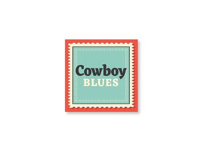 Spotify Playlist Artwork - Cowboy Blues vintage cowboy playlist spotify