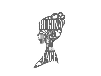 Regwiththingsinfrontofherface dribbble2