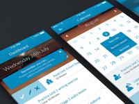 iOS 7 University App