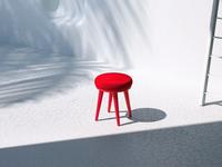 Furniture Shopping illustration sofa red c4d cgi morph animation morph chair animation motion 3d cinema 4d