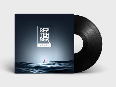 Cover art idea - Water identity branding music cover album