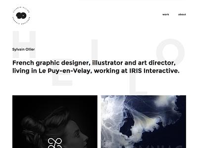 New website coming soon art direction webdesign