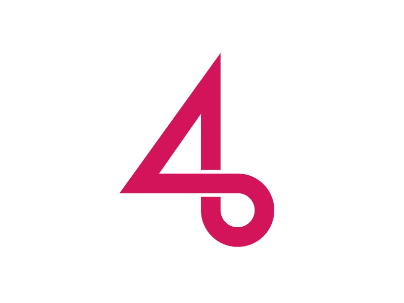 4amer By Logo Positive Dribbble