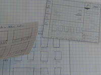 Wireframes - FUI - Back to basic