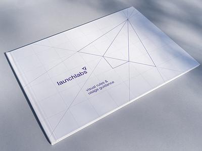 launchlabs brand book construction bulgaria four plus print ivaylo nedkov content typography logotype grid logo brand identity guideline brand book branding