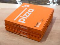 Make&Take - Pizza Boxes