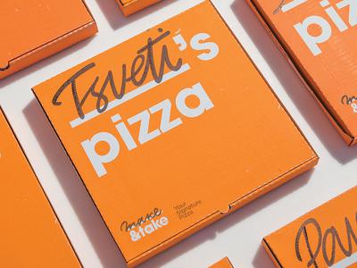 make&take pizza boxes