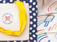 Sofia pride bags small