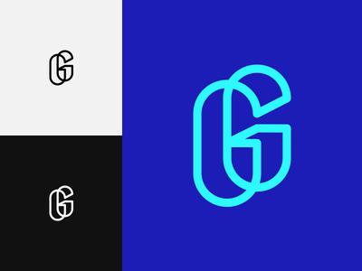 GG dimensions fourplus ivaylo nedkov mark icon logo monogram g